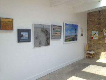 Harbour Arm Exhibition July 2015
