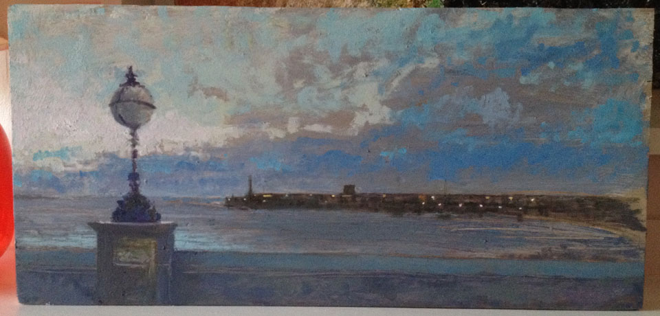 Margate Harbour – Twilight