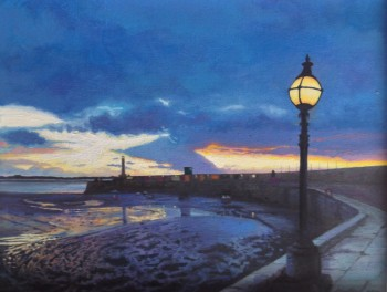 Margate Harbour – Dusk