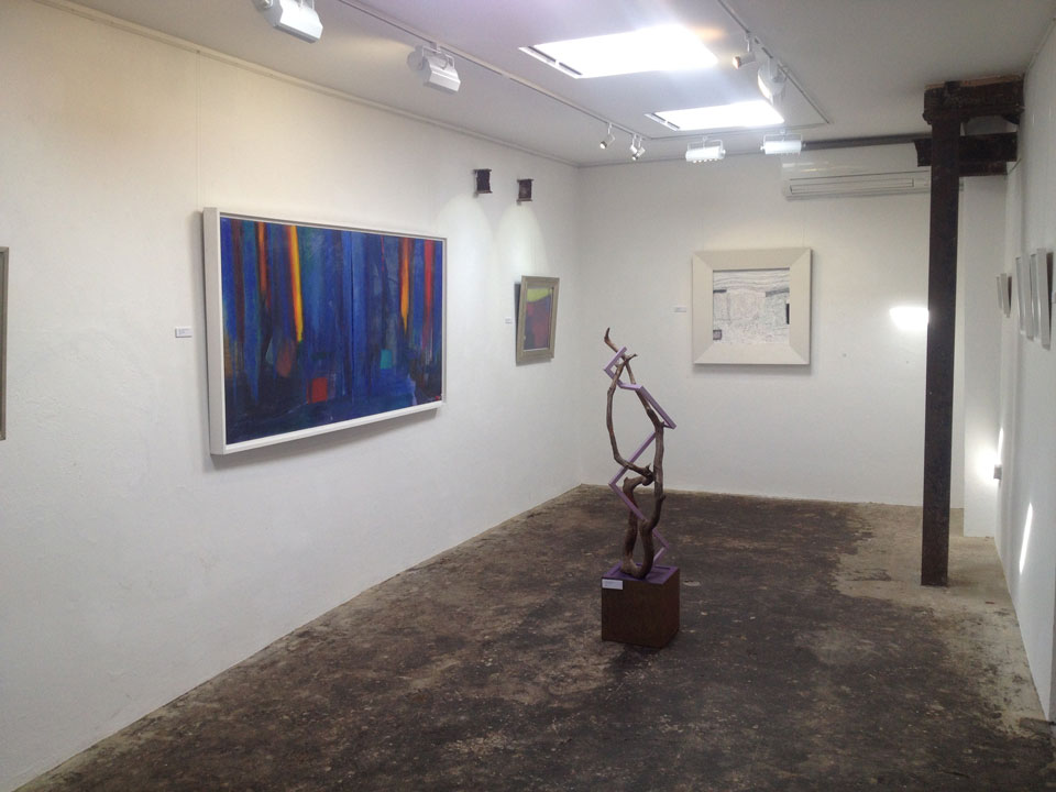 Pie Factory Gallery Space 2015