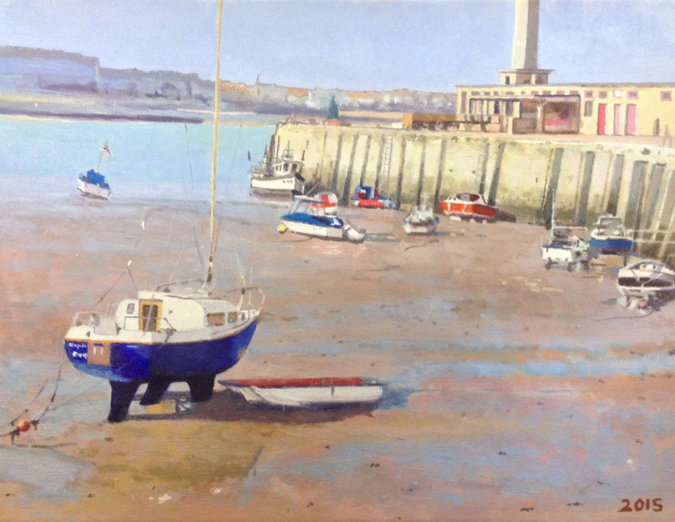 Margate Harbour 2