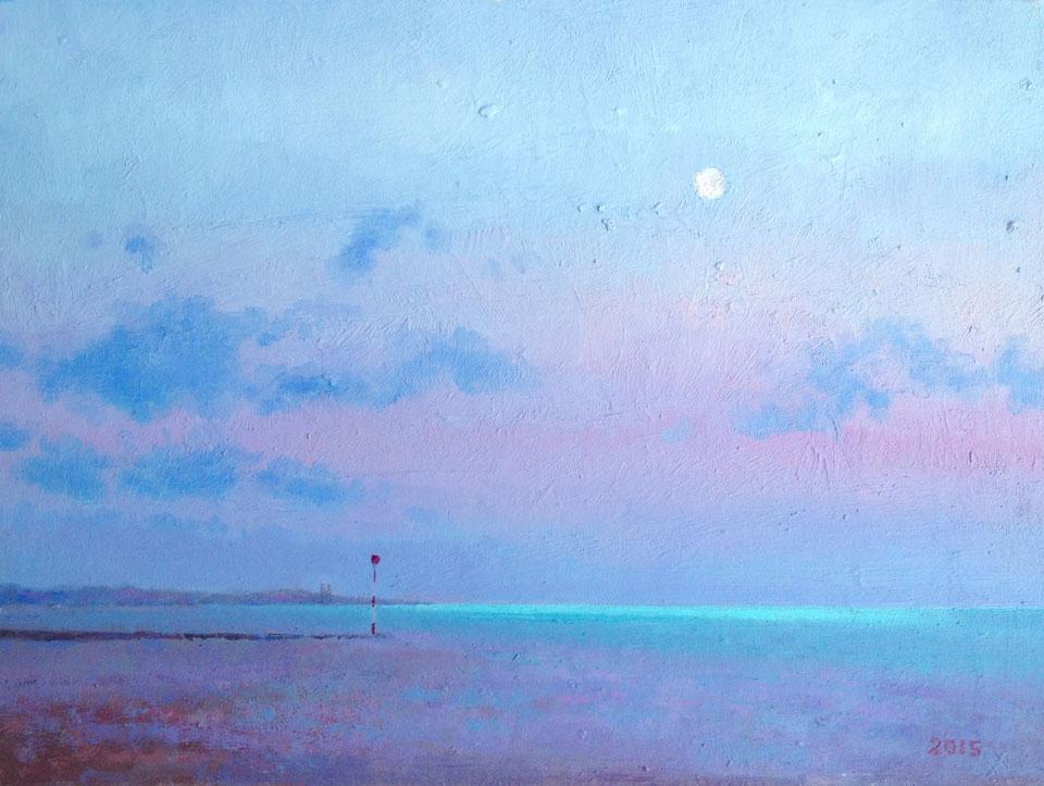 Minnis Bay – Moonlight