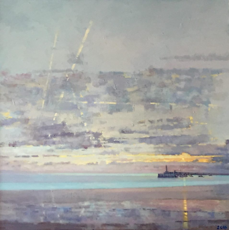 Margate Harbour – Sunrise