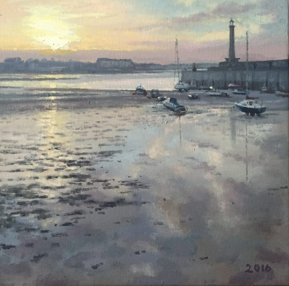Margate Sunset – Winter Sunset