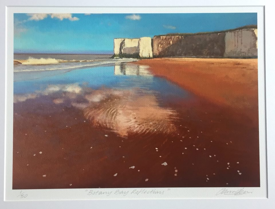 Botany Bay Reflections
