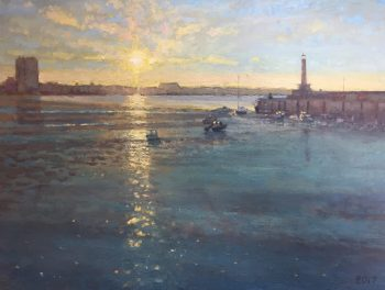 Margate Harbour – Streaming Light II