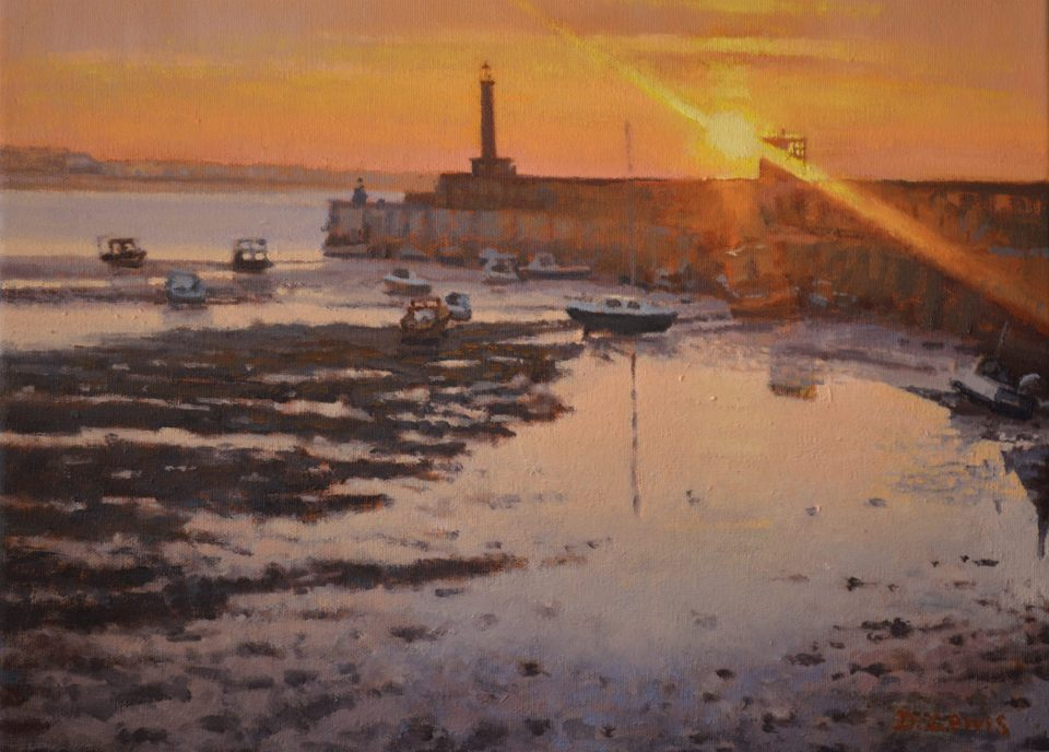 Margate Harbour – June