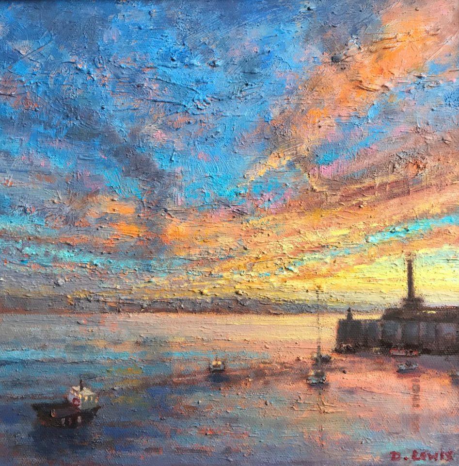 Margate Harbour – Illuminations