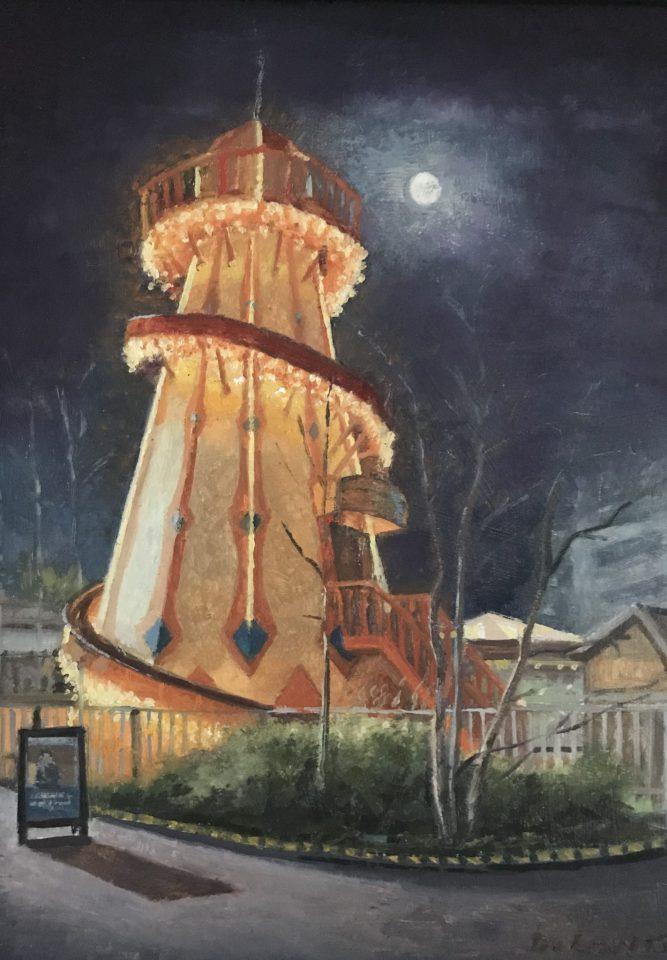 Helter Skelter at Christmas – Dreamland