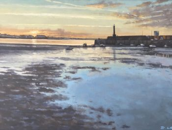 Margate Harbour – End of the Day