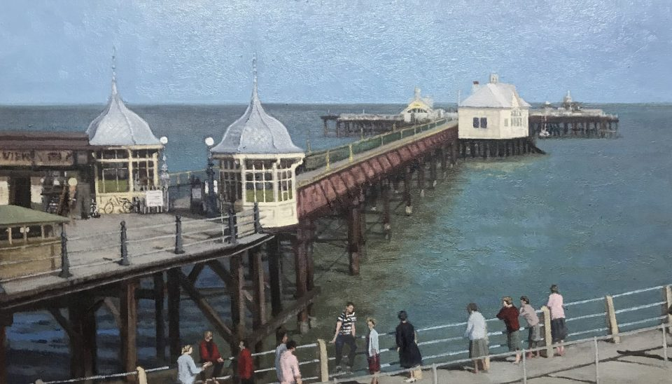 Margate Jetty (Old Pier) circa 1975