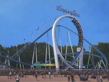Looping Star – Dreamland circa 1989