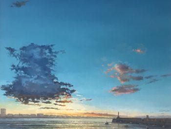 Margate Harbour – Blue Cloud