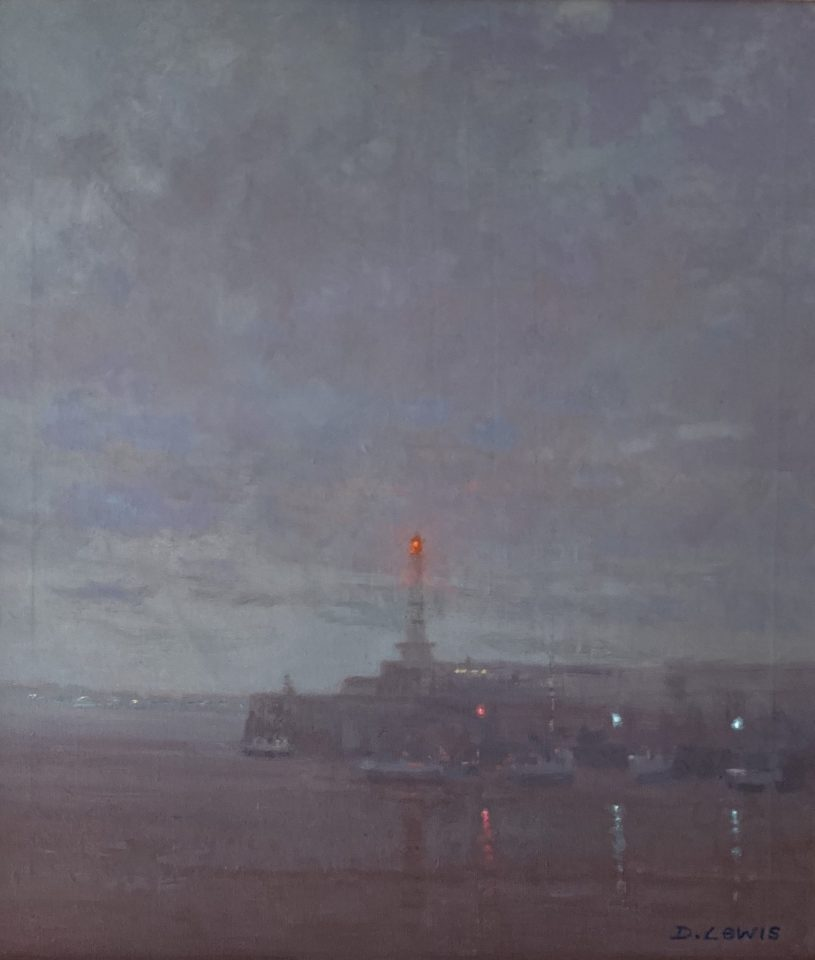 Margate Harbour – Nocturnal