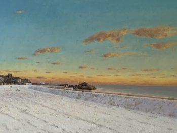 Viking Bay – Snow
