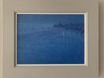 Margate Harbour – Blue