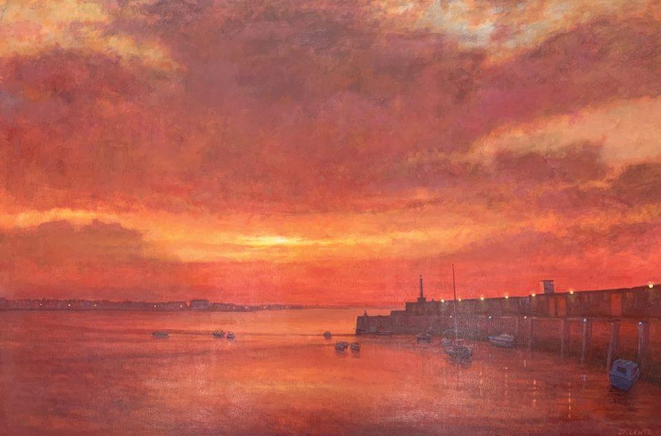 Margate Harbour Lights II