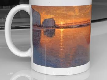 Botany Bay Sunset Mug