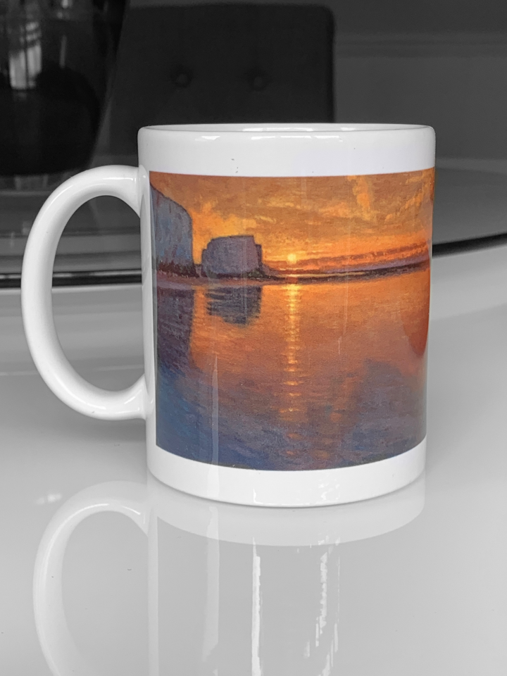 Botany Bay Sunset Mug