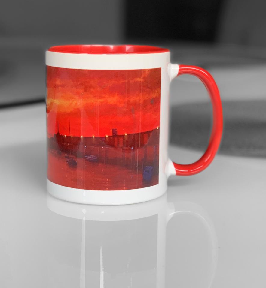 Margate Harbour Mug