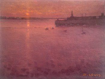 Approaching Dusk – Margate Harbour