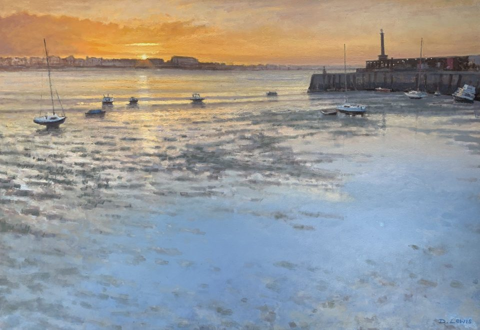Margate Harbour – Christmas Eve 2019