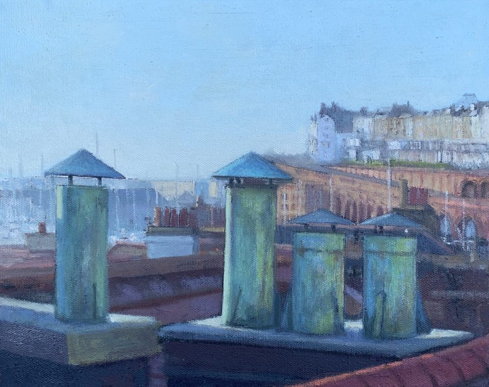 Roof Tops – Ramsgate Harbour