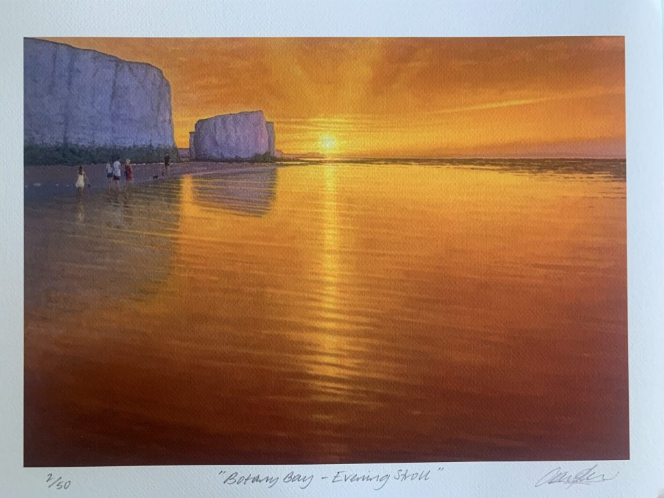 Botany Bay – Evening Stroll