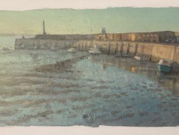Margate Harbour – Morning Light