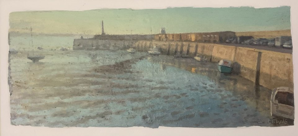 Margate Harbour – Morning Light