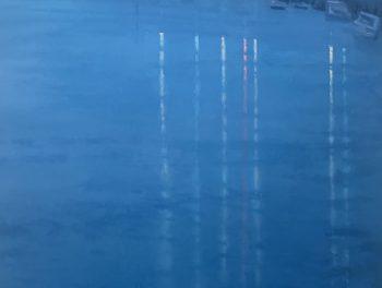 Margate Harbour – Still Blue