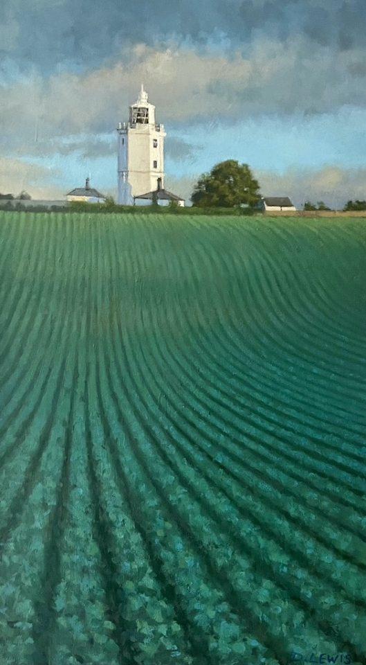 North Foreland Lighthouse – Evening Sun