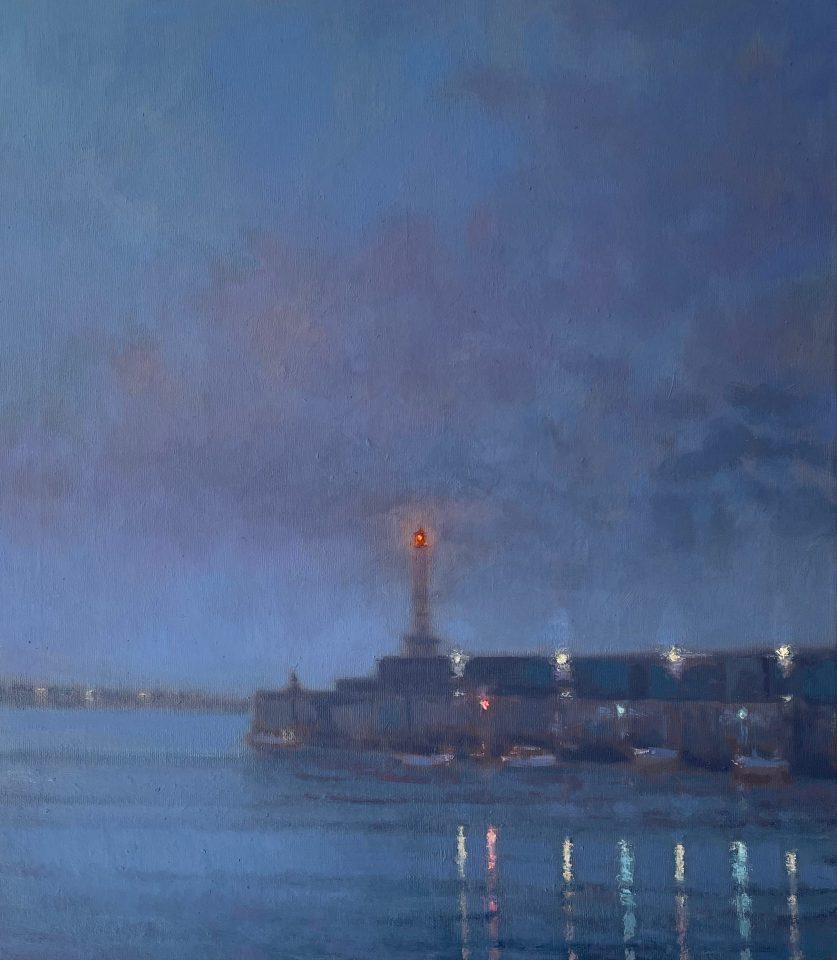 Margate Harbour – Nocturnal
